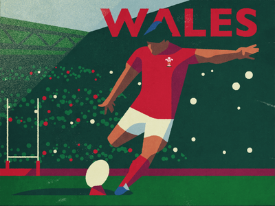 Wales Rugby slam grand nations 6 rugby wales