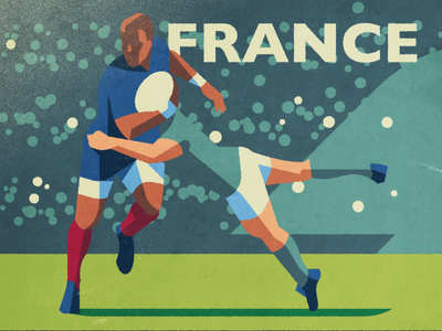 France Rugby slam grand nations 6 rugby france