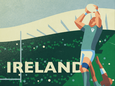 Ireland Rugby slam grand nations 6 rugby ireland
