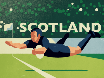 Scotland Rugby slam grand nations 6 rugby scotland