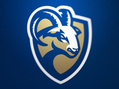 Rams Logo Concept rams logo football st louis nfl
