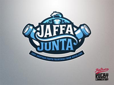 ARC: Super XV - Jaffa Junta alternative rugby champions all blacks new zealand world nz tshirts super 15 xv wellington canterbury otago waikato aukland hurricanes blues crusaders highlanders chiefs
