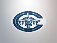 Coventry Jets: Primary Logo