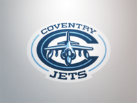 Coventry Jets: Extended Primary Logo