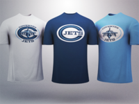 Coventry Jets: T-Shirt Renders