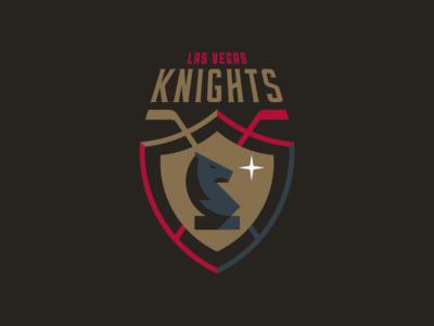 Knights Logo knights vegas las