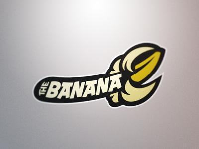 The Banana darts logos