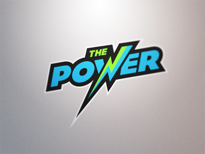 The Power darts logos
