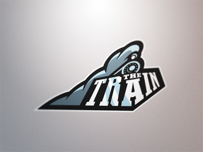 The Train darts logos