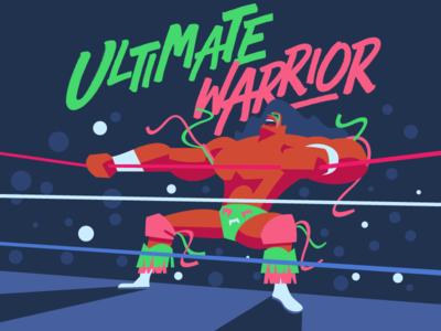 Ultimate Warrior wwf hulk hogan ultimate warrior macho man randy savage ravishing rick rude
