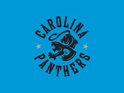 Carolina Panthers idea concept carolina panthers