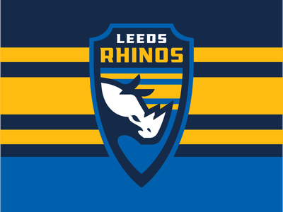 Leeds Rhinos league rugby logo rhinos leeds