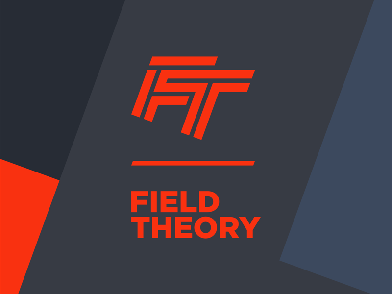 Field Theory Rebrand logos sports rebrand