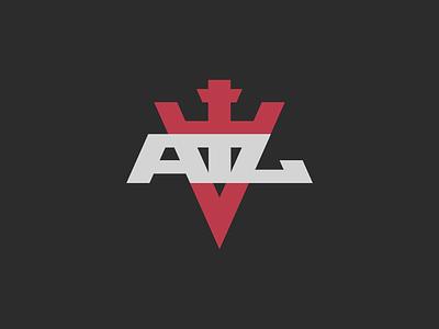 King of the ATL logo atlanta