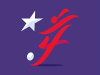 Women's Football Logo