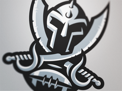 Warriors 4 warriors logo football