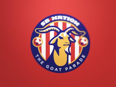 The Goat Parade sb nation united rebrand sports blogging logos