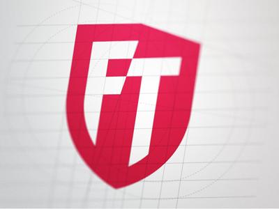 Field Theory Logo Detail field theory sports branding