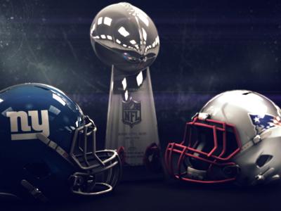 Super Bowl XLVI super bowl giants patriots nfl