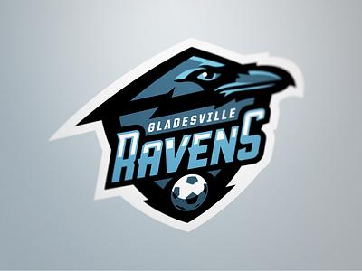 Gladesville Ravens ravens logo sport