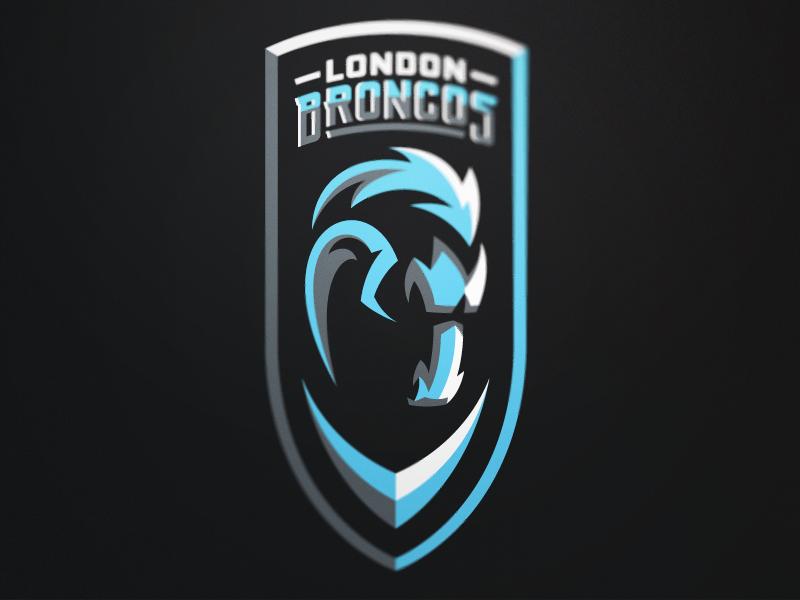 London Broncos 1 london broncos sports rugby league logo