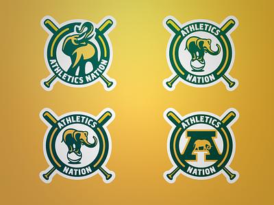 Athletics Nation Ideas sb nation elephant sports logos