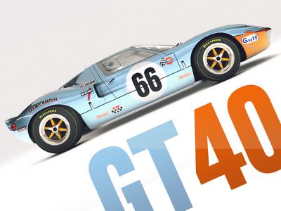 GT40 A