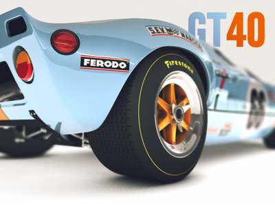 GT40 B