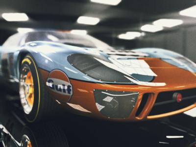 GT40 C