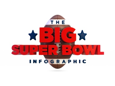 The Big Super Bowl Infographic