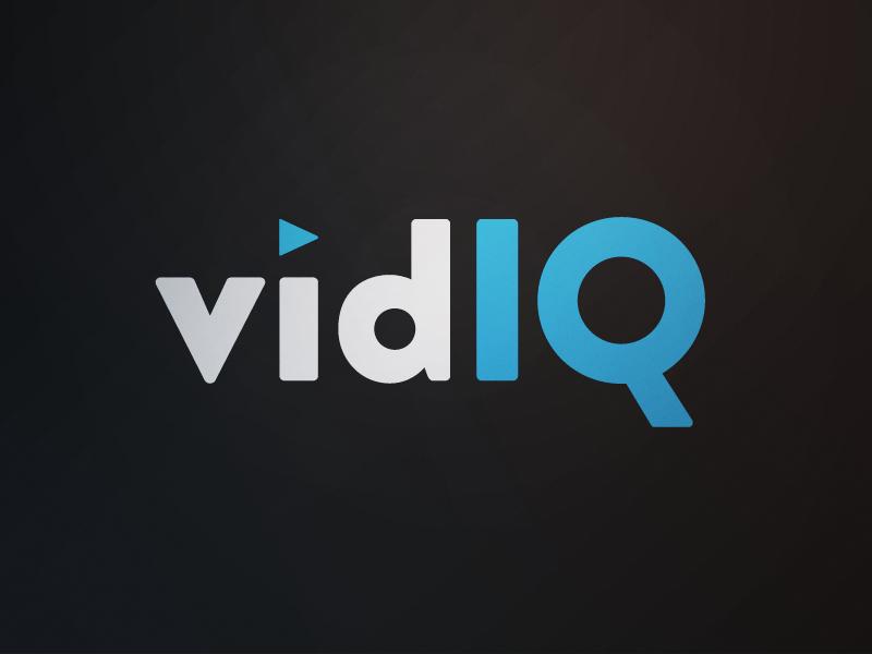 vidIQ logo design