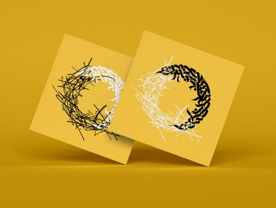 𝐘𝐢𝐧 𝐞 𝐘𝐚𝐧𝐠 | 2020© paper covid19 calligraphy design art artwork style digital colors