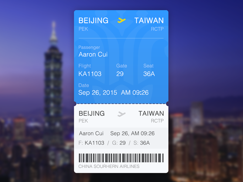 Boarding Pass boarding pass ui icon
