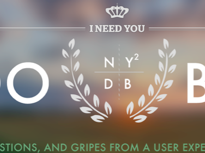 I Need You To Do Better Tumblr Header tumblr header blurry photography banner leaf user experience ux