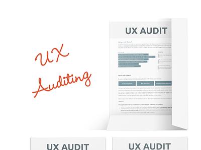UX Audit ux audit ux audit exam process