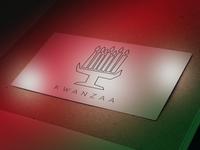 Kwanzaa Vector Icon (Freebie)