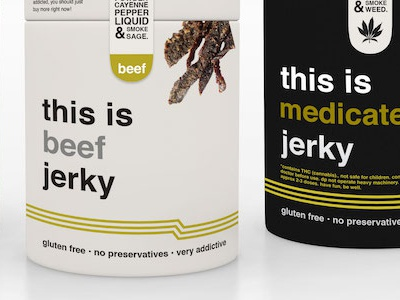 Beef Jerky Concept v8