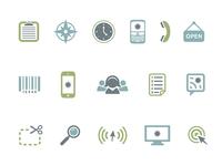 Aisle411 Icons
