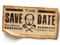 Bonehead Invite