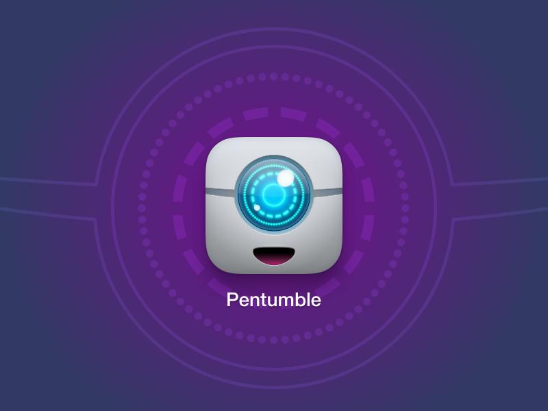 Pentumble ios icon