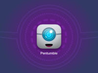 Pentumble iOS icon