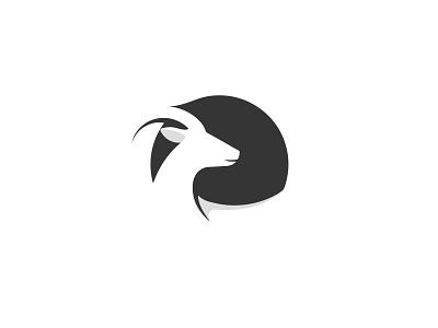 Goat Logo minimal goat logo goat brand design design identity brand visual identity logo symbol mark brand identity logo design logo