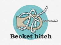 Becket hitch