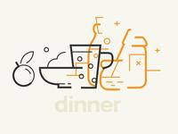 Trendy Dinner