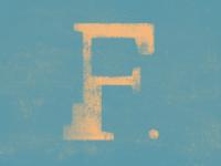 36 Days of Type: F