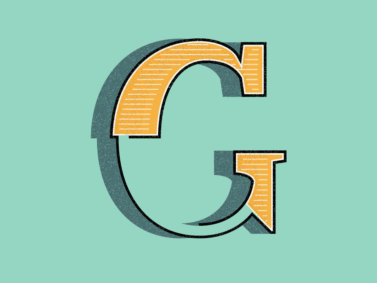 36 Days of Type: G letter typeface 36days-g 36daysoftype-06 36daysoftype