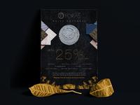 Noire November flyer