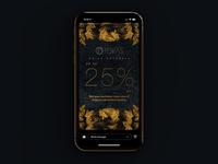 Noire November Instagram Story