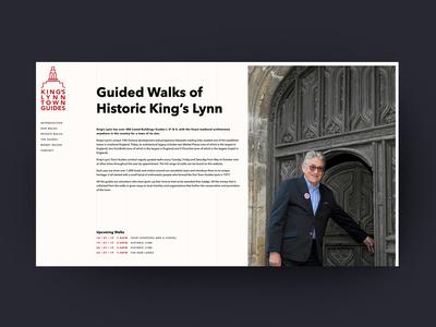 King's Lynn Town Guides website