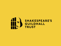 Shakespeare's Guildhall Trust logo